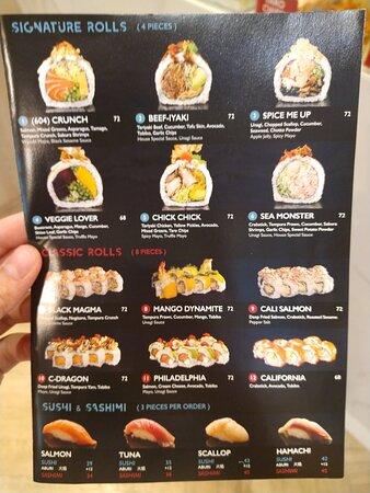 特色卷物,special rice rolls