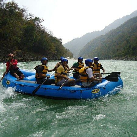River Rain Adventure