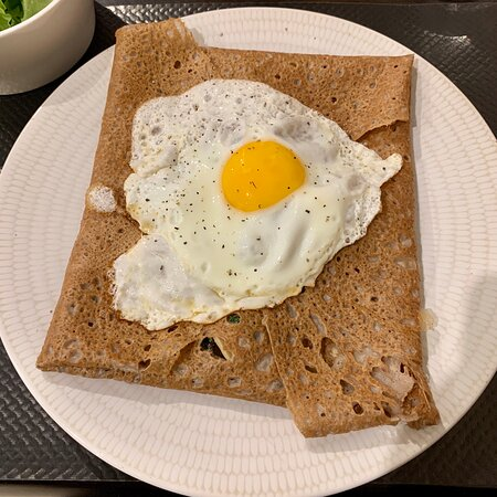 Fast, friendly service and amazing crêpes