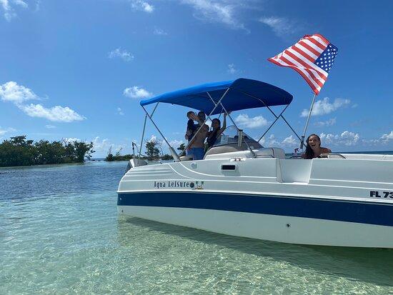 Aqua Leisure Boat Tours