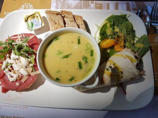 Prima lunch