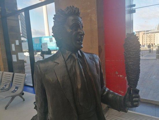 Ken Dodd Statue