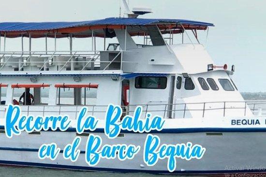 gestion turistica - barco bequia eagle