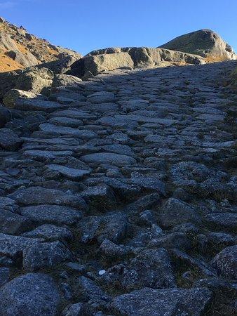 Navalperal de Tormes, Spain: calzada de piedra