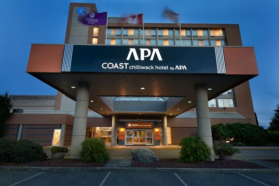 Coast Chilliwack Hotel by APA