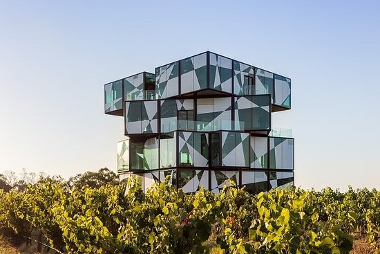 Small Group McLaren Vale and The Cube...