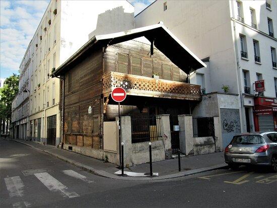 Chalet Parisien