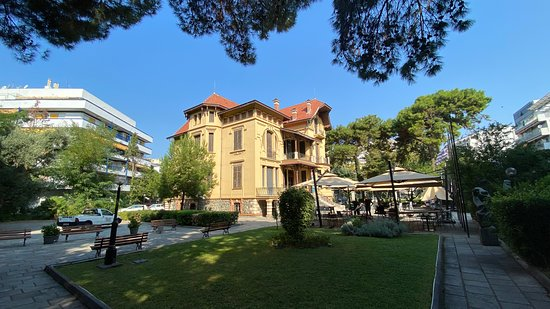 Municipal Art Gallery of Thessaloniki - Casa Bianca