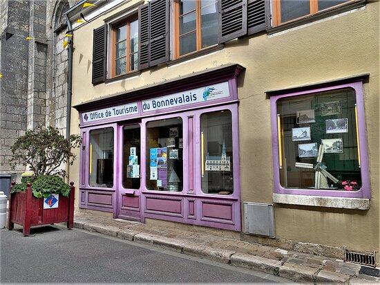 Office de Tourisme du Bonnevalais