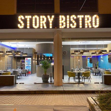 Kisvárda, Magyarország: Story Bistro