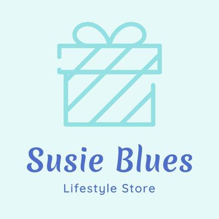 Stockport, UK: Susie Blues Lifestyle Logo