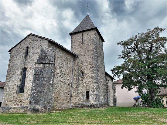 Eglise St Martial de Roussac