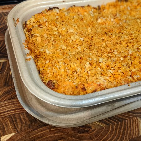 Downieville, CO: Buffalo Chicken Mac n' Cheese, for later