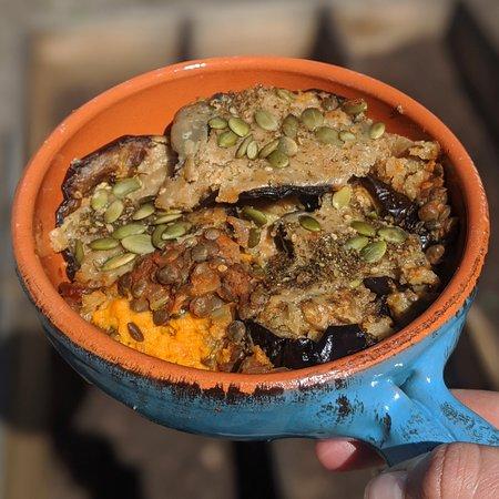 Downieville, CO: Beirut Vegan Moussaka