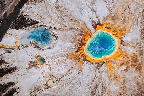 Excursión al Parque Nacional de Yellowstone desde Jackson