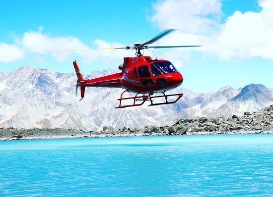 Hokitika, New Zealand: Thumbs up lake 👍