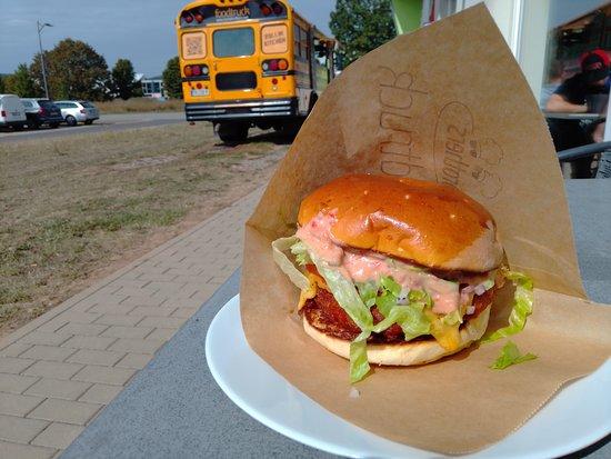 Fohren, Tyskland: Super Burger