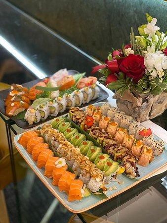 Mix sushi! ZenSushi Nordului!