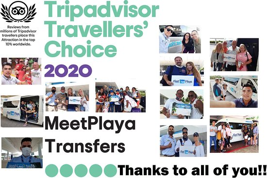 MeetPlaya Transfers