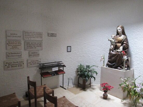 Römisch-katholische Kirche Maria Empfängnis