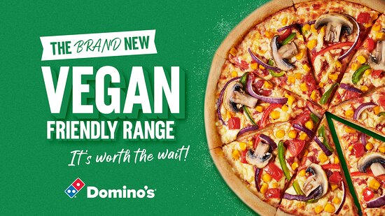 Ferryhill, UK: The Brand New Vegan Friendly Range