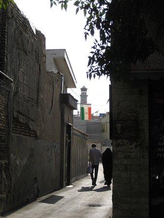 إيران: Somewhere in Iran, some years ago.