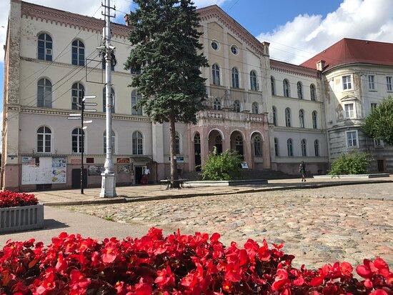 Tilsit Military Court Building