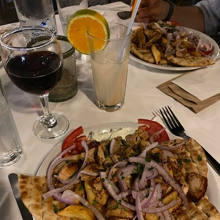 Great place for greek cuisine!