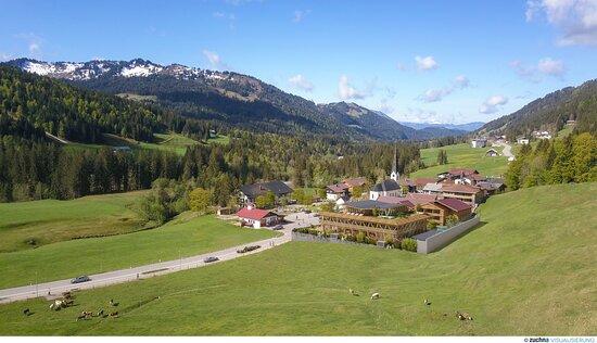 Hubertus Alpin Lodge&Spa bzw. Hubertus unplugged
