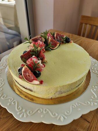 Cheese cake : )