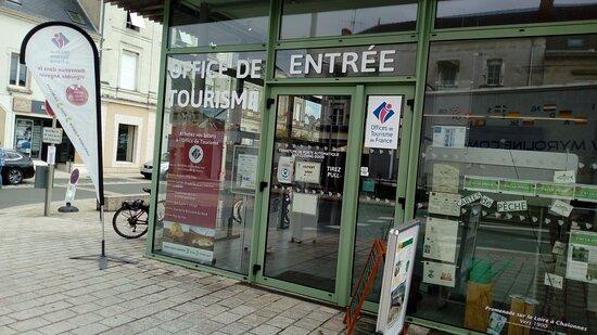 Office de Tourisme Anjou Vignoble Villages