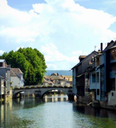 Montgesoye, ฝรั่งเศส: Ornans <3