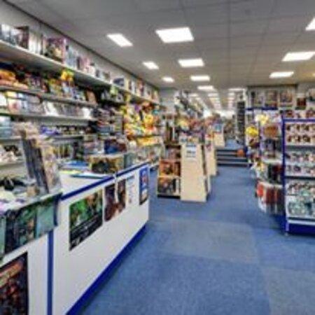 The Games Shop