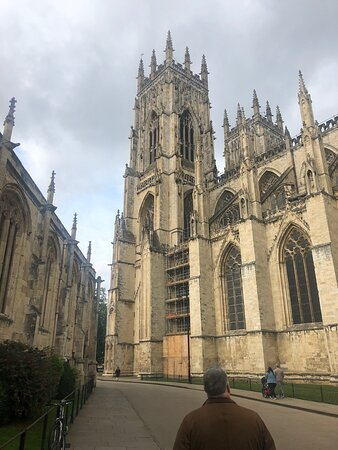 Fab experience for first time in York