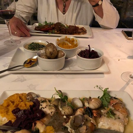 Sublime Dinner Experience in Every Respect