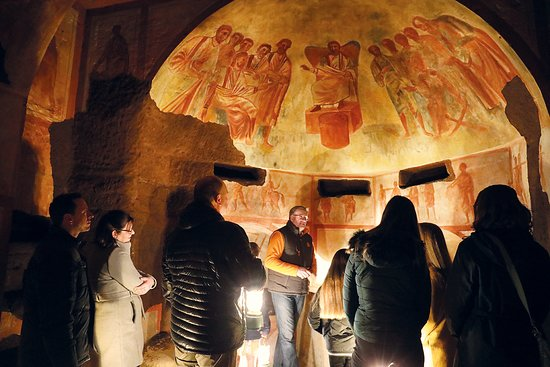 Museum Romeinse Katakomben