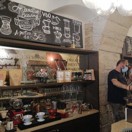 Vecchio Caffè a Giovinazzo