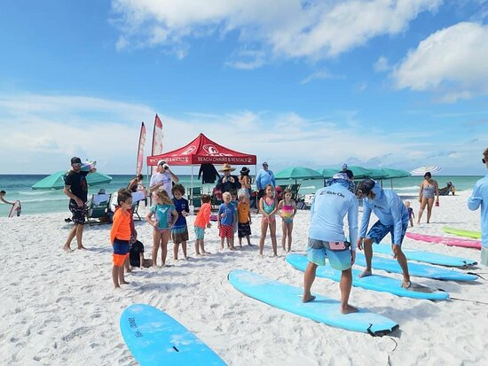 Ride On Surf School