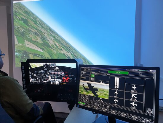 Fli-Hi Aircraft Simulation Flights