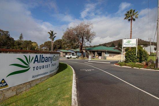 Albany Gardens Tourist Park, hoteles en Albany