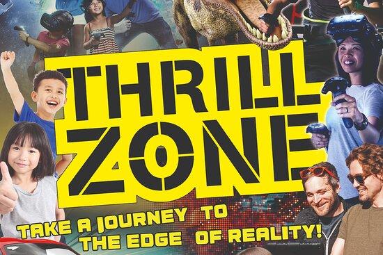 Thrillzone Auckland CBD