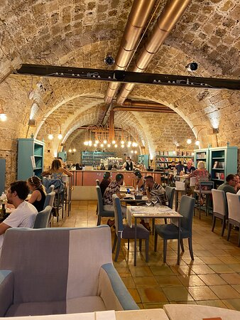 Wonderful seafood in a stunning venue