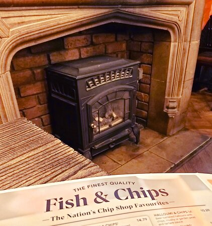 Fish & Chips en Fitzrovia