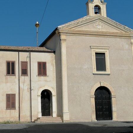 Cropani, Italia: Chiesa di Santa Maria degli Angeli(secolo XVII) e Convento dei Frati Minori Cappuccini)