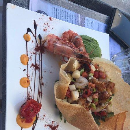 Excellent déjeuner à La Joliette