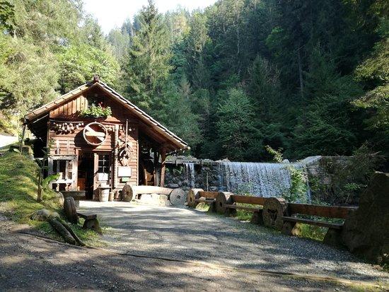 Wassererlebnisweg Gnoppnitzbach