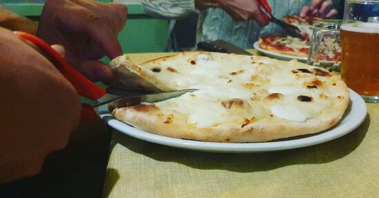 Ristorante Pizzeria La Mensa del Conte