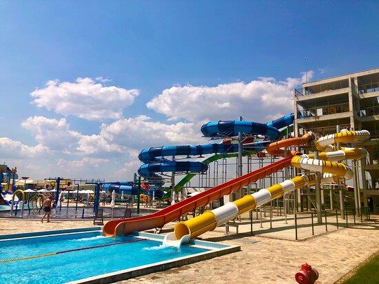 Aquapark Topola Skies