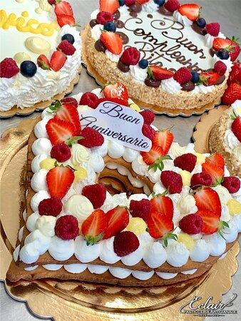 Pasticceria fresca secca e torte