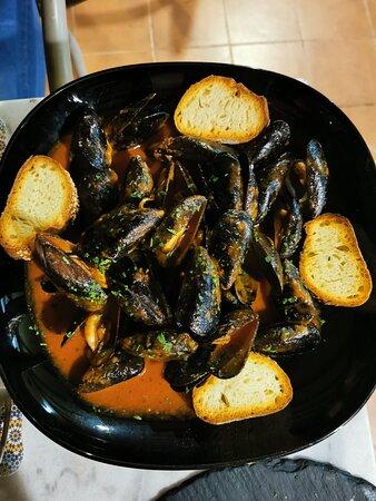 """Zuppa di cozze """"tradizionale"""""""